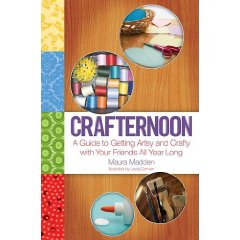Crafternoon book cover