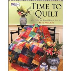 Time to quilt cover